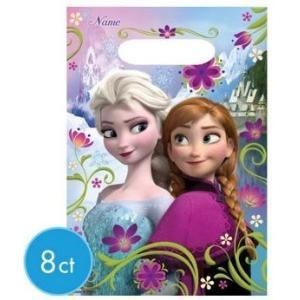アナと雪の女王 Frozen Loot Bags 8枚 パーティーグッズ 雑貨|heartwrap