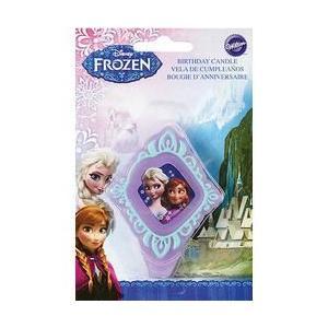 アナと雪の女王 ディズニー Disney Frozen Candle 誕生日|heartwrap