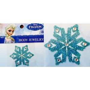 アナと雪の女王 ディズニー Disney Frozen Body JEWELRY エルサボディージュエリー コスプレ衣装|heartwrap