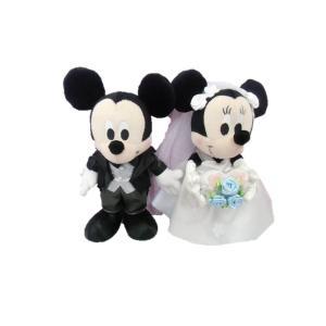 結婚祝い バルーン ディズニー バルーン電報 ぬいぐるみ ミッキーマウス ミニーマウス|heartwrap|02
