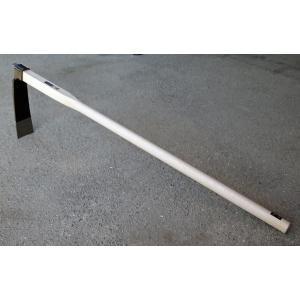播州三木産 高級鍛造 たけのこ掘りバチ鍬くわ1200ミリ柄 #N318|hearty-e