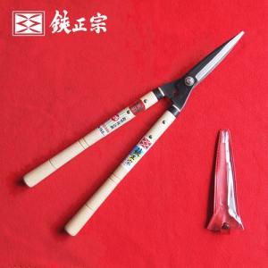 鋭型刈込鋏 安来鋼白紙 150mm No125 鋏正宗|hearty-e