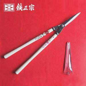 鋭型刈込鋏 安来鋼白紙 180mm No.126 鋏正宗|hearty-e