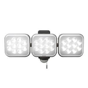ライテックス LED-AC3042 14W×3灯 フリーアーム式 LEDセンサーライト 電源式 明るさ4000ルーメン 照明 RITEX 投光器|hearty-e
