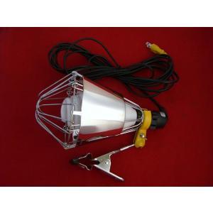 ゼフルス ハンドクリップランプ 反射カバー付 ZA-36KN|hearty-e