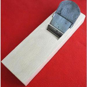 山本鉋 水月 特別刃物鋼 白樫 寸八 70mm 木目押え|hearty-e