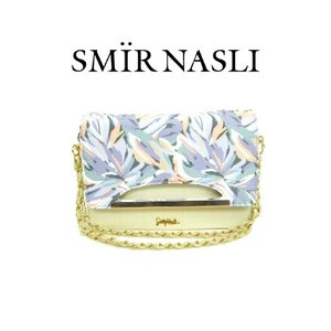 セール50%OFF SMIR NASLIサミールナスリ アートテキスタイルバッグ  15春夏. 106-11771|hearty-select