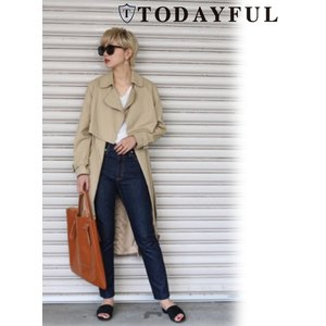 TODAYFUL(トゥデイフル)3way Trench Coat  17秋冬【11720001】|hearty-select