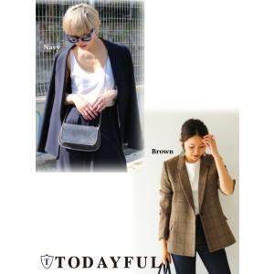 TODAYFUL(トゥデイフル)LOUIS's ジャケット  17秋冬【11720105】|hearty-select