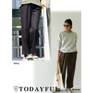 TODAYFUL(トゥデイフル)LOUIS's パンツ  17秋冬【11720709】|hearty-select