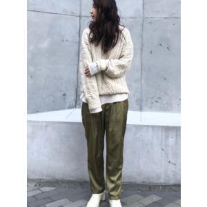 TODAYFUL  トゥデイフル Vintage Aran Knit  19秋冬.予約 11920525 ニットトップス ヴィンテージアランニット アラン セーター|hearty-select|04