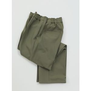 TODAYFUL  トゥデイフル Stretch Trousers  19秋冬.予約 11920716 パンツ ストレッチトラウザーズ パンツ 美脚 hearty-select 07