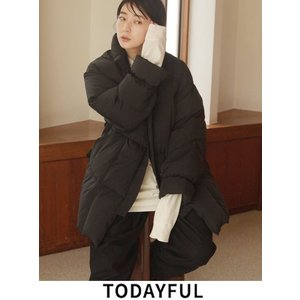 TODAYFUL  トゥデイフル  Standcollar Down Jacket  20秋冬.予約...