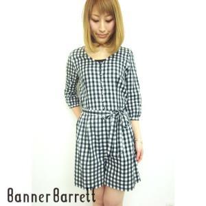 セール60%OFF BannerBarrettバナーバレット ギンガムオールインワン  15春夏. 15104157|hearty-select
