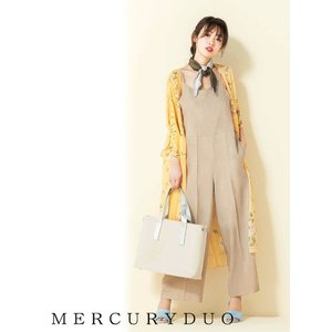 MERCURYDUOマーキュリーデュオ バックリボンロンパース  17春夏. 1730300401 hearty-select