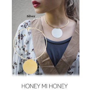 Honey mi Honey (ハニーミーハニー)circle wirechoker  17秋冬.予約【17A-HB-13】|hearty-select