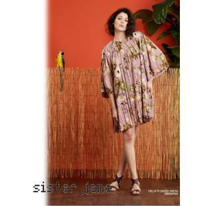 セール50%OFF  sister jane シスタージェーン Pleated Dress  18秋冬 18SJ00DR952|hearty-select