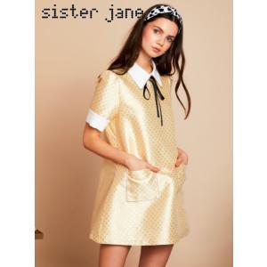12%OFF! sister jane シスタージェーン  Lady Lane Coven Dress  19春夏. 19SJ02DR1052 タイトワンピース 定価 14800円|hearty-select