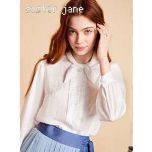sister jane シスタージェーン Kitten Blouse   19秋冬予約 20SJ0BL853|hearty-select