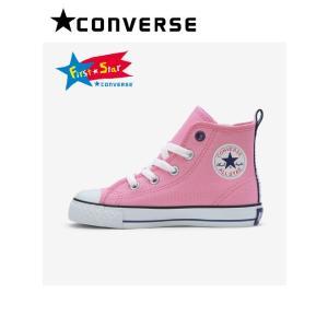 converse コンバース CHILD ALL STAR N STARTAPE Z HI PINK  19秋冬 37300091 スニーカー hearty-select