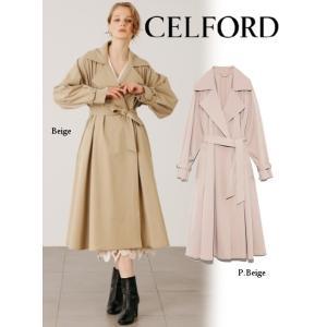 CELFORD  セルフォード トレンチコート  19秋冬 CWFC194001 トレンチコート hearty-select