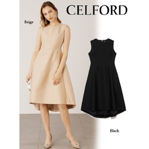 ★model:156cm/36(S)★ 2019秋冬 CELFORD (セルフォード) シルクウール...