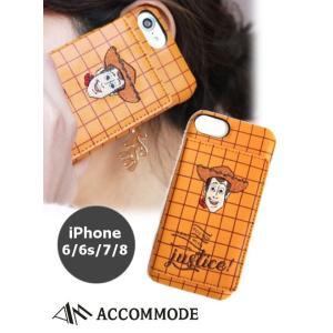 ACCOMMODE  アコモデ トイ・ストーリークローズポイントiPhoneケース iPhone6/...