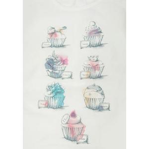 Dior BABYディオールベイビー カップケーキ柄ロンパース|hearty-select|02
