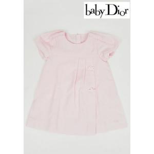 Dior BABYディオールベイビー コーデュロイ半袖ワンピース|hearty-select