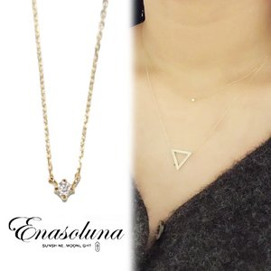 Enasolunaエナソルーナ) BeBe dia necklace  追加決定! ※入荷時期:9月...