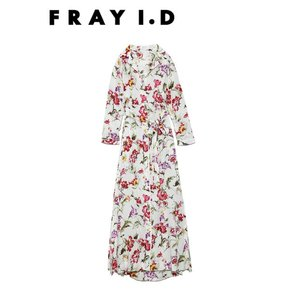 40%OFF FRAY I.D フレイアイディー  シャツワンピ  19春夏予約 FWFO191088 定価23000円|hearty-select