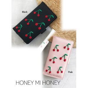 10%OFF Honey mi Honey ハニーミーハニー  cherry book iPhonecase  19春夏. GB-29 iPhone・iPadケース  定価 4200円|hearty-select