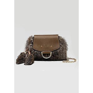 50%OFF GUCCI グッチ  ラクーンファーポシェット*|hearty-select