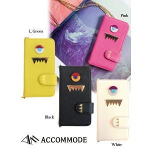 セール50%OFF  ACCOMODE アコモデ モンスターiPhoneケース18春夏 IP012|hearty-select