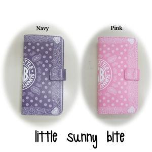 セール60%OFF  LITTLE SUNNY BITEリトルサニーバイト bandana iphone cae  17春夏 LSB-LG-033G hearty-select