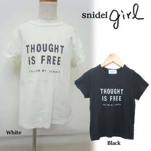 snidel(スナイデル)girlプリントTシャツ  17春夏【SKCT171210】 hearty-select
