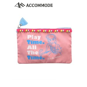 ACCOMMODE  アコモデ TOY STORY4 Carnival Pouch  19秋冬 ボー...