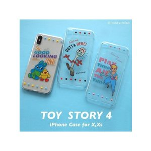 ACCOMMODE  アコモデ TOY STORY4 Carnival iPhone Cases  iPhoneX/XS  19秋冬 フォーキー YY-P003-3 iPhoneX/XS対応|hearty-select|03