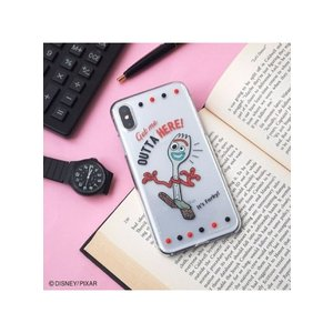 ACCOMMODE  アコモデ TOY STORY4 Carnival iPhone Cases  iPhoneX/XS  19秋冬 フォーキー YY-P003-3 iPhoneX/XS対応|hearty-select|05