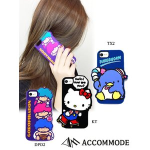 セール30%OFF ACCOMODEアコモデ SILICONE iPhone case  18春夏 YY-SR003|hearty-select