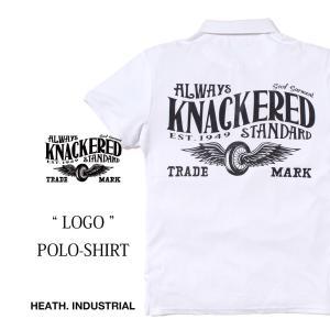 ポロシャツ 半袖 メンズ レディース ユニセックス プリント 大きいサイズ XXLサイズ|heath