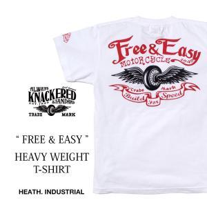 tシャツ カットソー メンズ 半袖 大きいサイズ XXLサイズ オリジナル 014t|heath