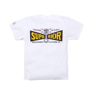 tシャツ カットソー メンズ 半袖 大きいサイズ XXLサイズ 厚手 アメカジ バイカー|heath