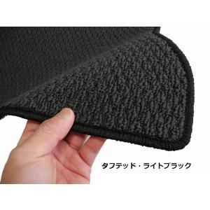 ハマー H2 フロアマット 左ハンドル 2003-2010年 タフテッド素材|hebu-japan