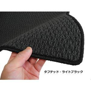 テスラ モデルX フロアマット 右ハンドル 2015年以降 タフテッド素材|hebu-japan