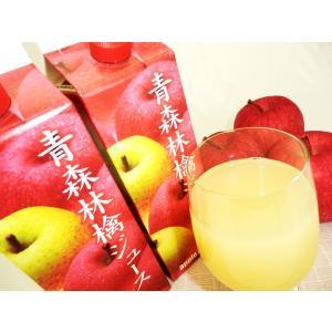 無加糖無加水 アップルメイト の 果汁100%ストレートりんごジュース 1L(1000ml)紙パック...