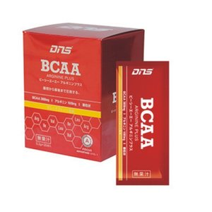 DNS BCAA アルギニンプラス 1箱:5.2g×20袋|hed-club7