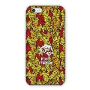 [アングラーズケース] FIRE FISHER ファイヤーパターン (商品コード: 2015101604)|hedgehog-studio