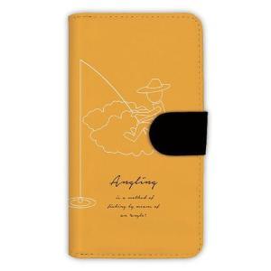 [アングラーズケース] 【手帳型】シンブルフィッシング! (商品コード: diary2015110414)|hedgehog-studio