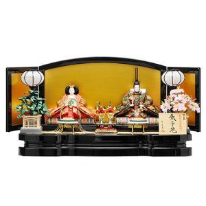 雛人形 最高級龍村裂 衣裳着親王平台飾りセット 平安博暁作 平安大新 ひな人形 送料無料 hd12032|heiandaishin